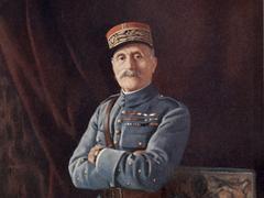 Le képi du Maréchal Foch dérobé à Paris