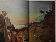 100 tableaux qui racontent la vie de Jésus: des artistes inspirés