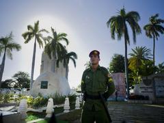 À Cuba, un Noël sans salsa