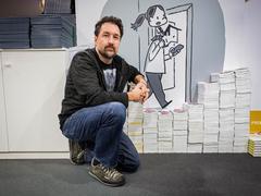 Festival d'Annecy 2017: l'œil rieur des auteurs de BD derrière une caméra