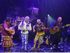 Tri Yann enchante le festival interceltique de Lorient