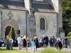 À Amboise, l'adieu à Gonzague Saint Bris