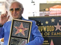 Charles Aznavour, Sarah Bernhardt, Michèle Morgan... Les Français étoilés à Hollywood