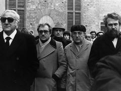 Mort de Gastone Moschin, le dernier des Chers amis de Monicelli