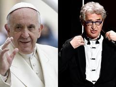 La parole du pape François, credo du prochain documentaire de Wim Wenders