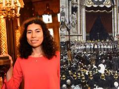La jeune fille choisie par Orléans pour incarner Jeanne d'Arc victime d'injures racistes