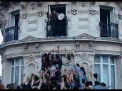 La Nuit a dévoré le monde: Paris, ville zombie