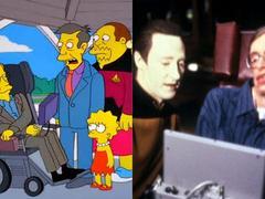 DesSimpson àStar Trek:Stephen Hawking, source d'inspiration pour la culture populaire