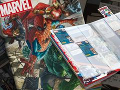 Panini revient aux classiques avec un album d'images à collectionner Marvel