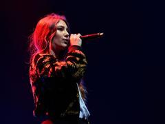 Chilla: retour sur scène de l'étoile montante du rap