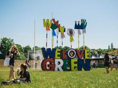 We Love Green : le plus écolo des festivals envahit le bois de Vincennes