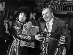Yvette Horner, légende de l'accordéon, est décédée à 95 ans