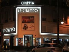 Pour ses 80 ans, le Champo crève l'écran