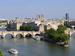Ces journées capitales pour Paris: quand Henri IV inaugure le Pont-Neuf