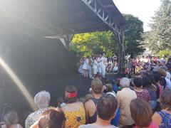 Le festival Au Village de Brioux-sur-Boutonne met le théâtre à tout bout de champ