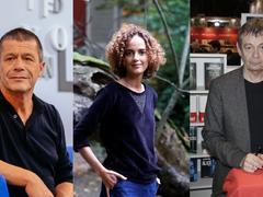 Après le triomphe des Bleus, les auteurs français réclament toujours la libération d'Oleg Sentsov