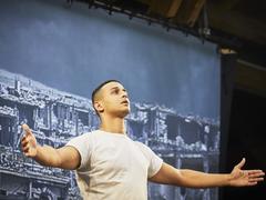 Festival d'Avignon: Olivier Py fait sortir de prison des détenus pour défendre Antigone