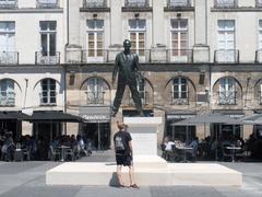 Le festival Voyage à Nantes met un pied dans l'art