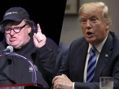 Michael Moore exhorte à la résistance contre Trump dans son nouveau documentaire