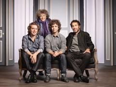 Trois hommes et un couffin, une pièce «toujours d'actualité» pour Coline Serreau