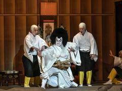 Kabuki sous la tour Eiffel