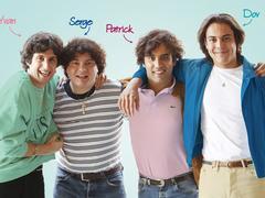 La Vérité si je mens 4 : Yvan, Serge, Patrick et Dov plongent dans les années 1980