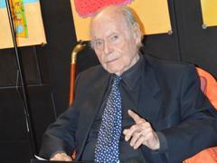René de Obaldia, pour ses cent ans, remonte sur scène