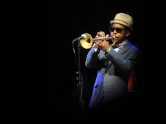 Décès du trompettiste américain Roy Hargrove, un génie du jazz, à 49 ans