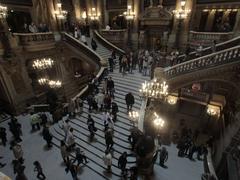 L'envers du décor du Palais Garnier