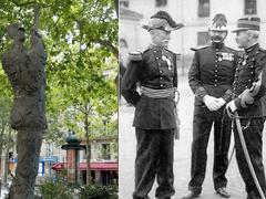 De Paris à Tel Aviv, les tribulations de la statue du capitaine Dreyfus