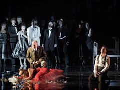 La Traviata à l'anglaise au théâtre des Champs-Élysées