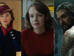Mary Poppins, Wildlife, L'Empereur de Paris, Aquaman... Les films à voir ou à éviter cette semaine