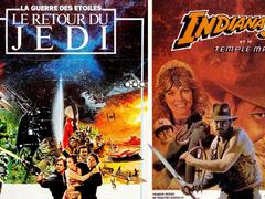 Décès de l'illustrateur Michel Jouin,créateur de l'affiche française du Retour du Jedi