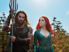 Box-office US: le super-héros Aquaman l'emporte sur la super-nounou Mary Poppins