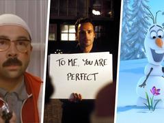 Le Père Noël est une ordure, Love Actually, La Reine des Neiges... Indémodables films de Noël