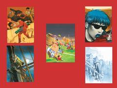 Tintin, Astérix, L'Arabe du futur, Persepolis... Les BD incontournables du siècle