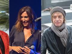 M, Zazie et Jean-Louis Aubert de retour aux Francofolies 2019