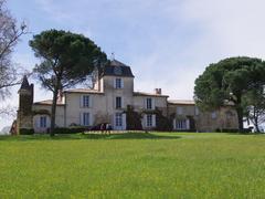 La maison de François Mauriac à Saint-Maixant en cours de restauration