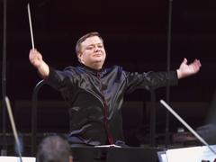 Mikko Franck: «Je vais créer une œuvre après la mort de son compositeur!»