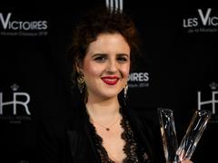 Eva Zaïcik, révélation lyrique en 2018, présente son premier album à Paris