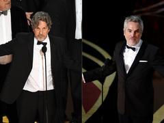 Oscars 2019: Green Book et Roma se partagent le palmarès