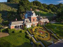 Neverland, le ranch de Michael Jackson, est de nouveau à vendre