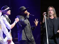 Les Vieilles Charrues s'offrent les Black Eyed Peas et Iggy Pop pour sa 28e édition