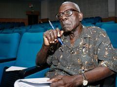 «Le père de la littérature ivoirienne», Bernard Dadié, est mort