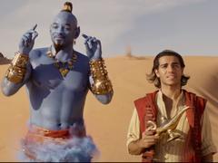 Aladdin se rêve en bleu dans une nouvelle bande-annonce