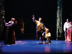 Le Songe d'une nuit d'été, Shakespeare pour tous au Ranelagh