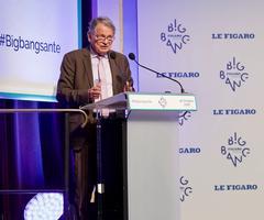 Le généticien Jean-François Mattei.