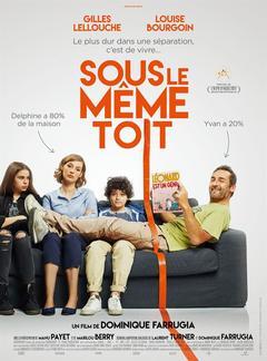 L'affiche du film «Sous le même toit».