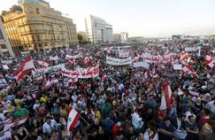 «Au Liban et en Irak, à l'opposé du printemps arabe, on réclame un État fort»