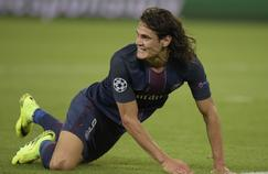 L'Uruguayen Edinson Cavani est bien installé à la pointe de l'attaque parisienne. Aucun joueur français ne peut actuellement le seconder au PSG.